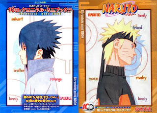 Naruto Chronicle Mini Book