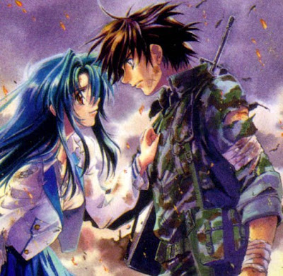 Full Metal Panic Zutto Stand by Me