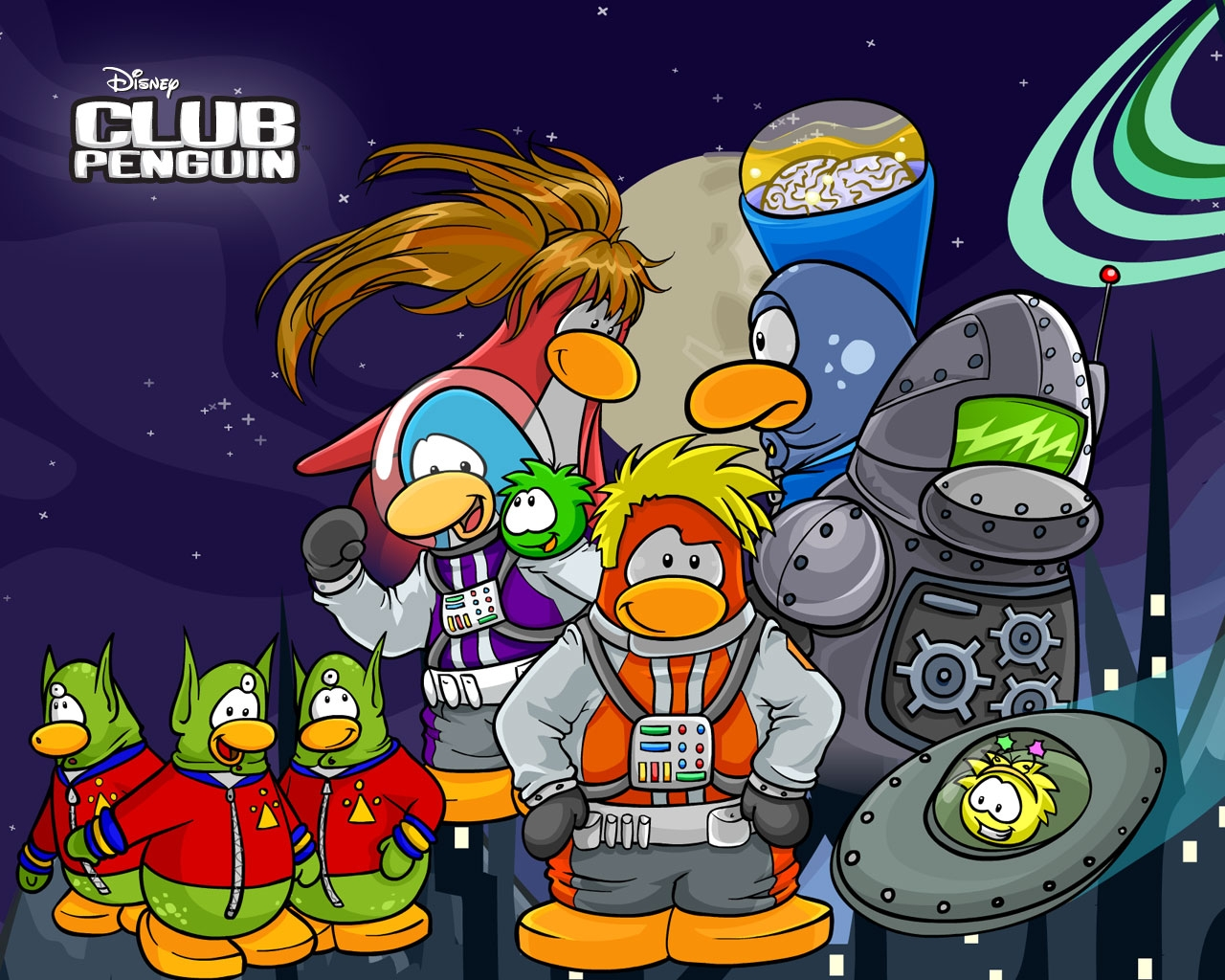 H Club Penguin A Sabedoria do ...