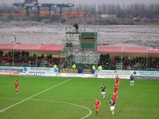Falkirk v Aberdeen