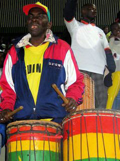 African Cup of Nations 2008.