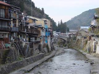 Gujo Hachiman, Kodara River