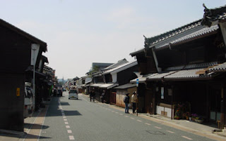 Merchant houses Mino, Gifu Prefecture