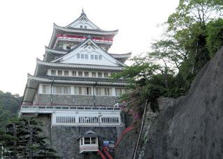 Atami Castle.