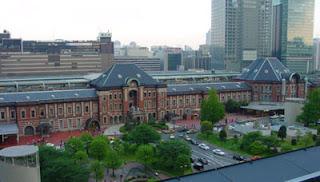 Tokyo Station Marunouchi side