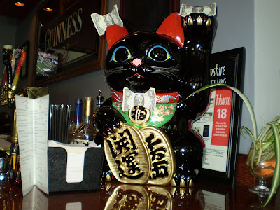 Maneki Neko at the Black Snout