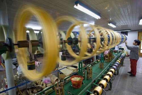 Du Jin Sheng Silk Weaving Factory and Museum