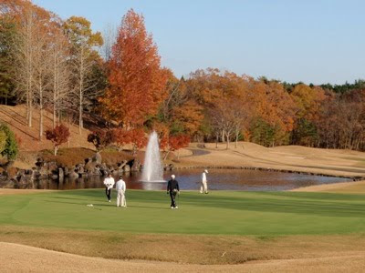 Golf in Japan Bato GC