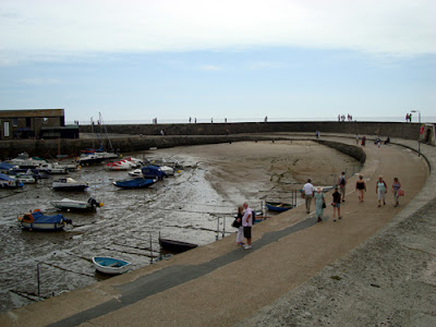 The Cobb Lyme Regis