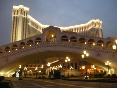 The Venetian Macao Resort Hotel