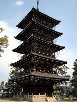 Zentsuji Temple Kagawa Prefecture