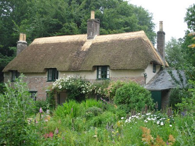 Dorchester and Thomas Hardy - Hardy's Cottage