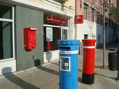Portugal's Post Office