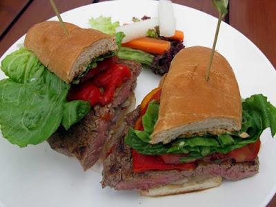 Western Style Sandwiches in Beijing