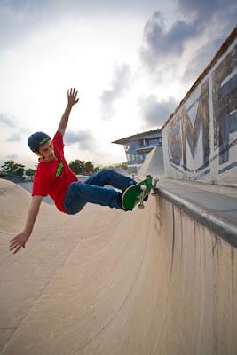 SMP Skatepark Shanghai