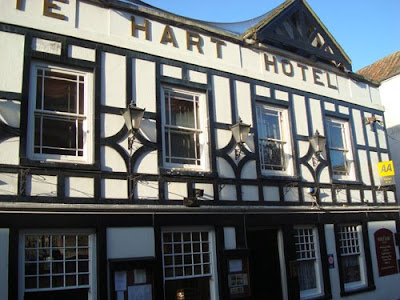 White Hart Hotel Wells