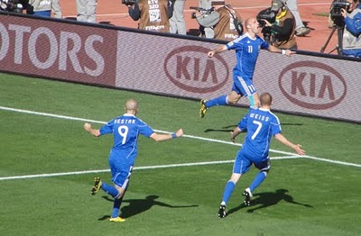 World Cup 2010.