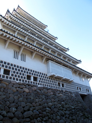 Shimbara Castle, Kyushu