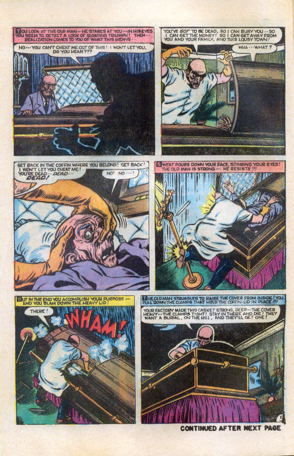 Crypt of Shadows (1973) issue 6 - Page 8