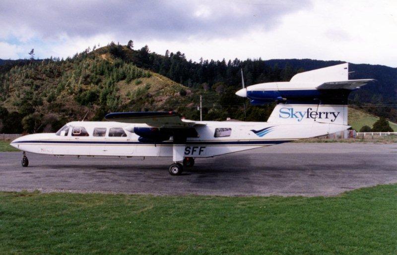 The Picton Airport Nz {Forum Aden}