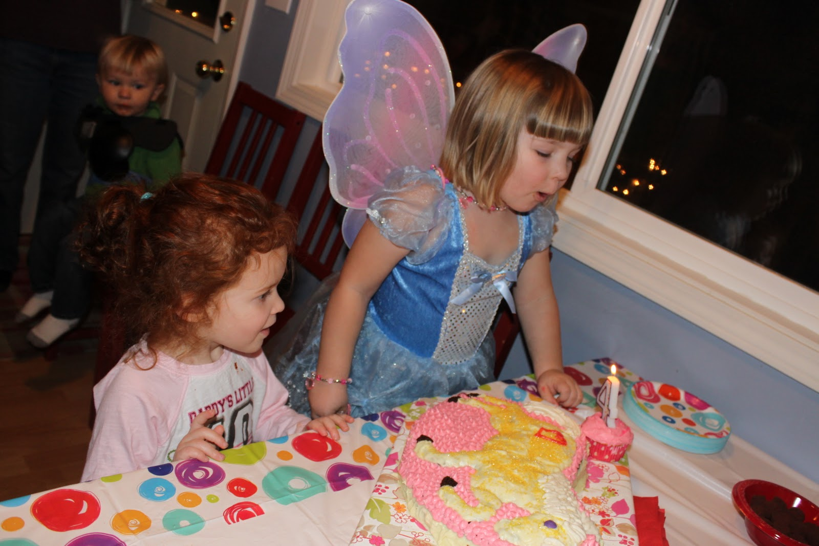 Johnston Family Blog Grace S 4th Birthday Party