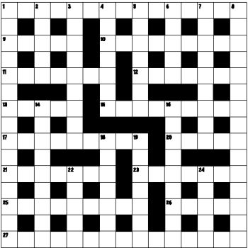 mingle crossword clue