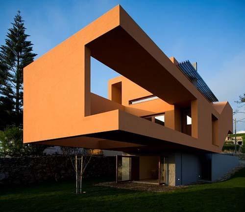Unique Home: Architecture