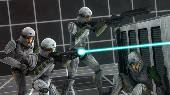 Starwars Clonewars 301 Clone Cadets Episode Guide