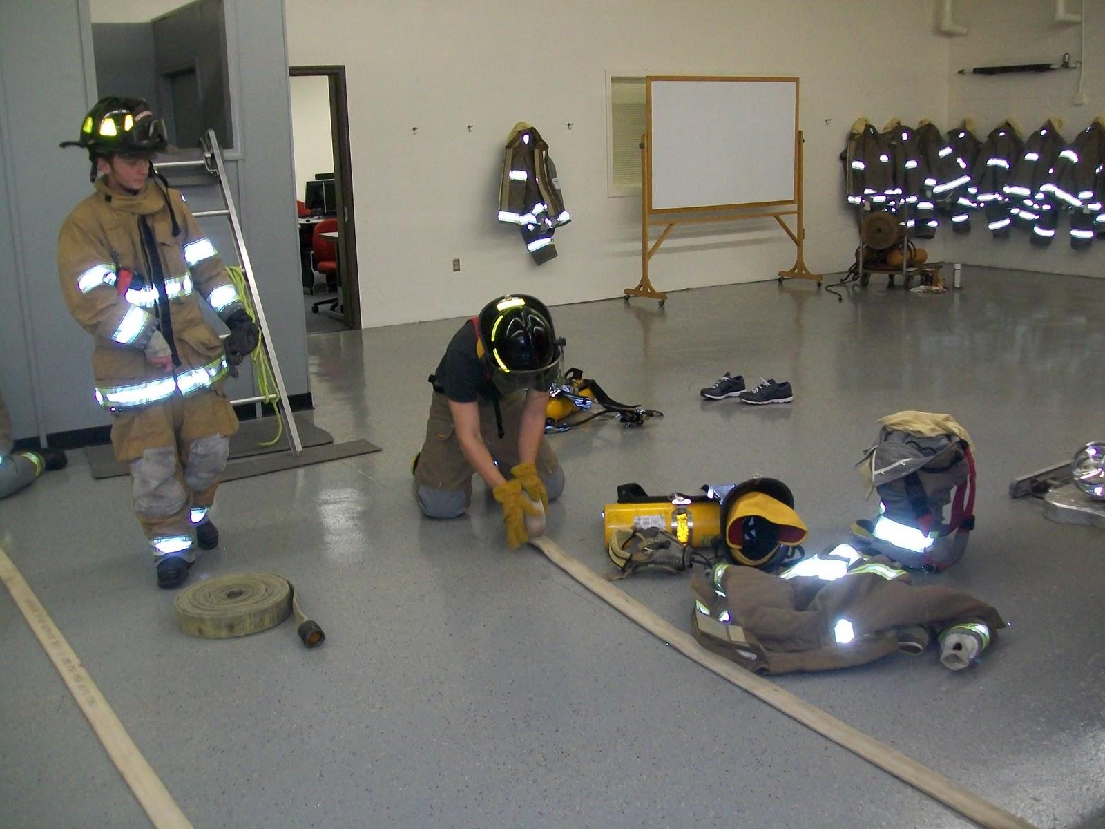 Ctc Firefighting Program Firefighter I Presentations
