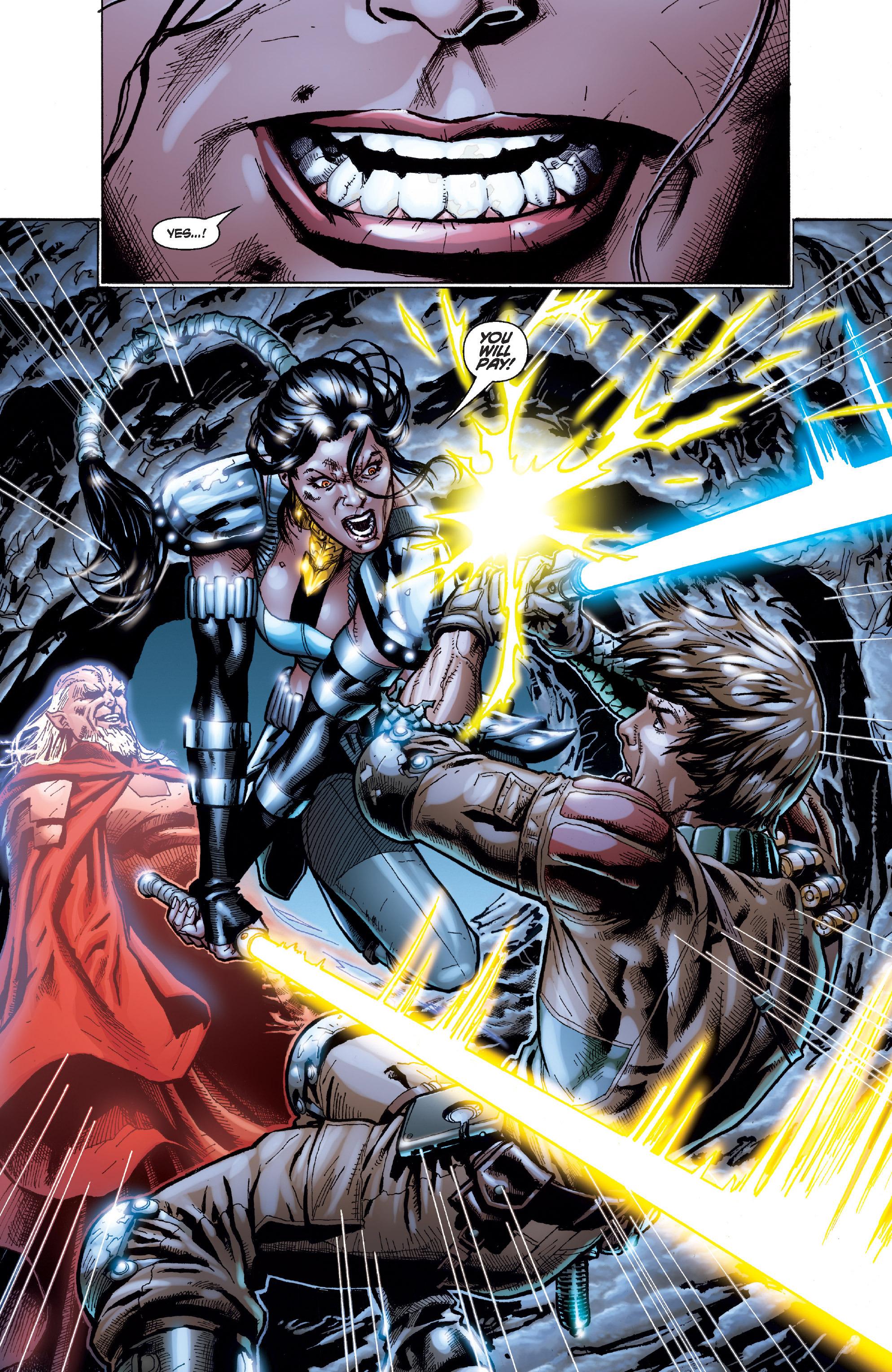 Read online Star Wars Omnibus comic -  Issue # Vol. 20 - 419