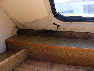 Memory Roads Cab Over Water Damage 11 18 08