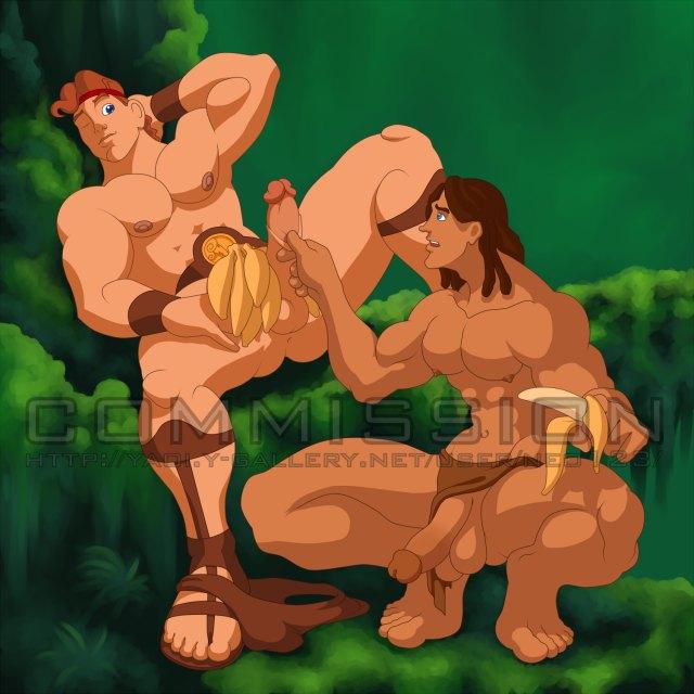 walt disneys tarzan naked