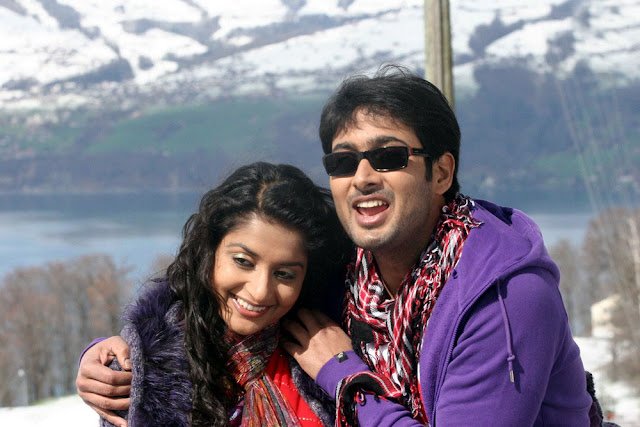 Pen Singam Meera Jasmine and Uday Kiran Stills 1