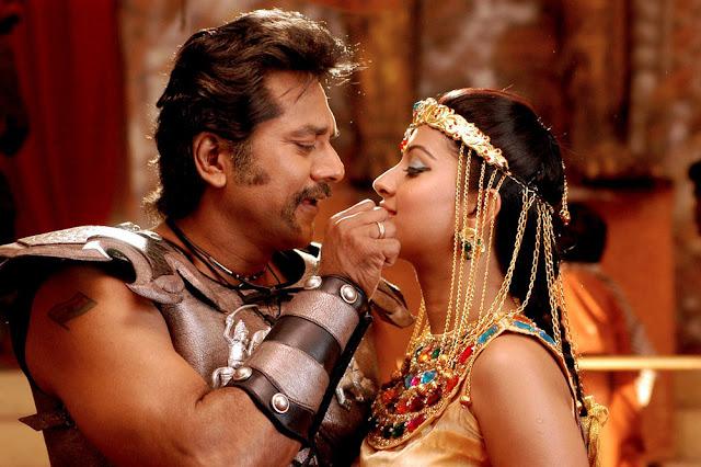 Vidiyal Movie Sarathkumar and Sneha still 6