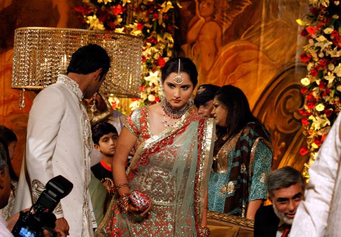 Sania Mirza - Shoaib Malik Reception in Pakistan still 6