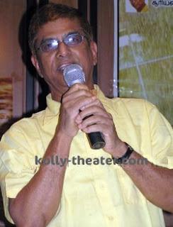 S.A.Chandrasekar on Velutthu Kattu