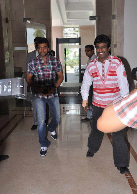 Singam Movie Press meet Stills 9