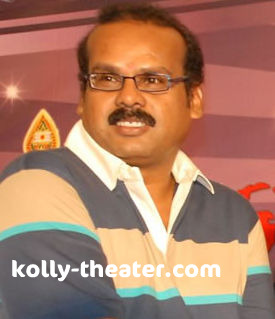 Director A Venkatesh concentrates on acting