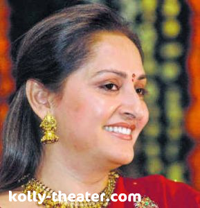 Jayapradha hosts tv program