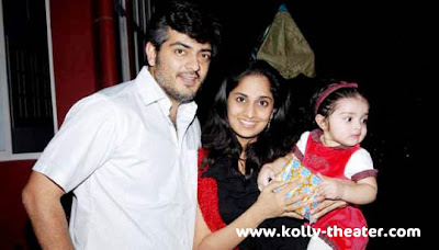 Ajith to be a father again