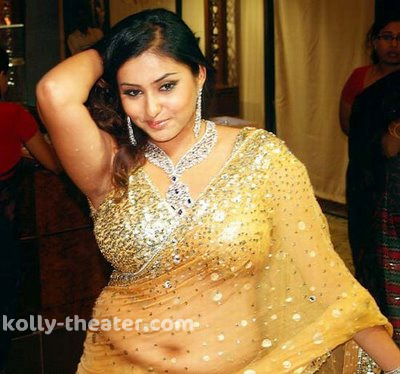 Namitha leads in 'Fire' Telugu film