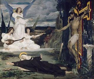 Une vision de L.O. Merson - Musée de Lille