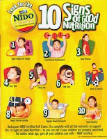 10 Signs of Good Nutrition