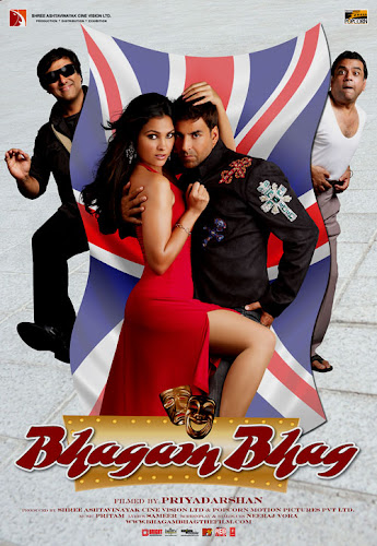 Bhagam Bhag (2006) Movie Poster