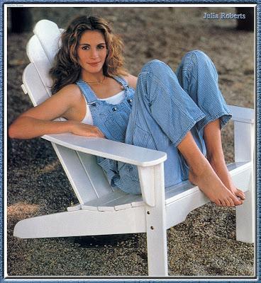 Celebrity Feet Julia Roberts Feet