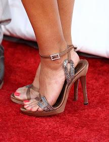 Tila tequila feet