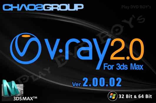 Vray 2  2 00 02  for 3ds MAX 2011 2010 2009  32   64 Bit    3D Pure Vray 2  2 00 02  for 3ds MAX 2011 2010 2009  32   64 Bit