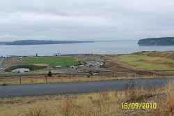 Chambers Bay on Puget Sound