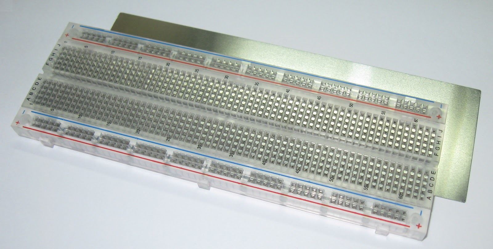 Scot Kornaks Protoblog Introducing Solderable Pc Breadboards Electronics Images Bps Solderless