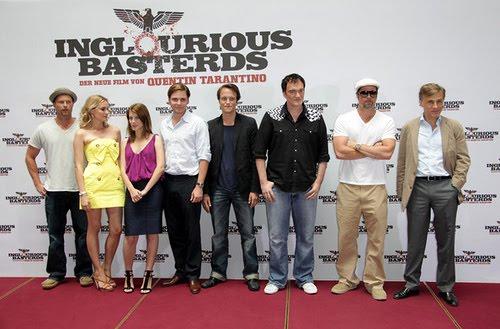 Inglourious Basterds [ Guión y Dirección de Quentin Tarantino ]